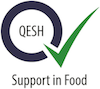 Qesh support in food